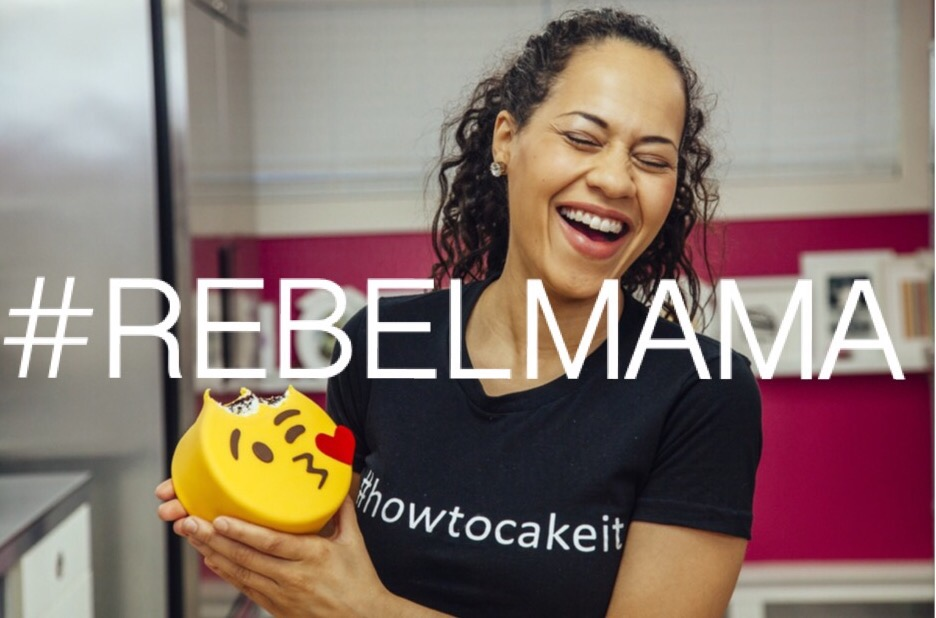 REBEL MAMA FEATURE: YOLANDA GAMPP