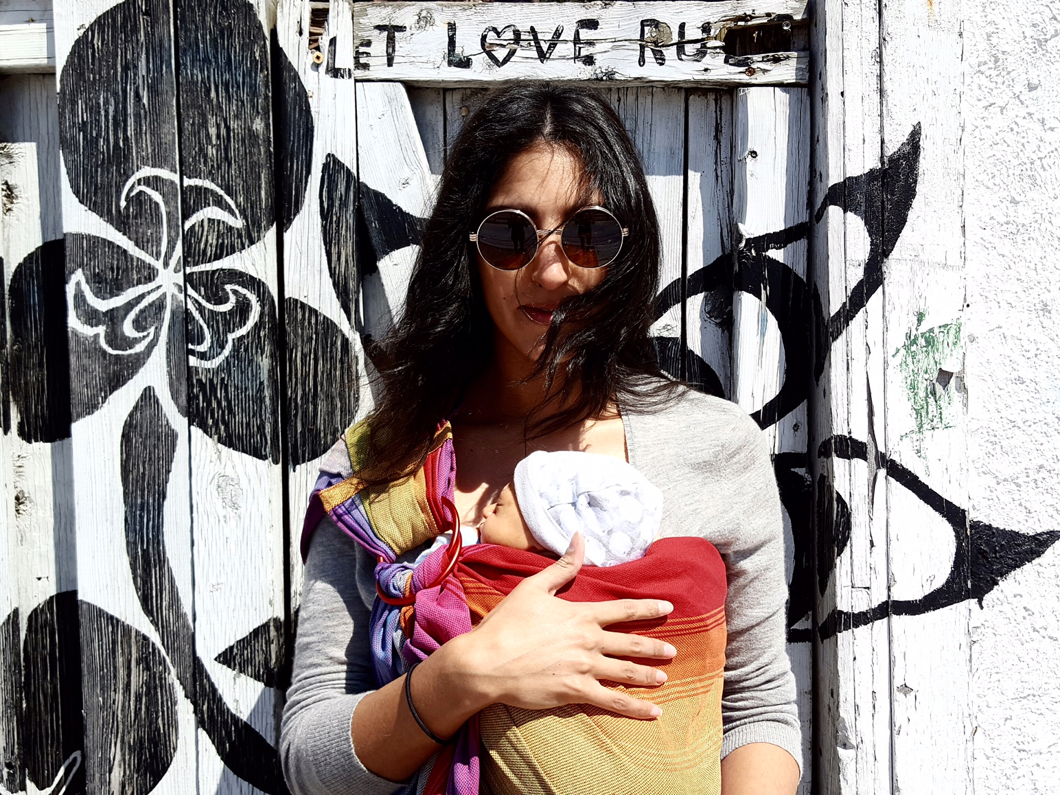 BABYWEARING | THE BEST THING SINCE, WELL… FIRE.