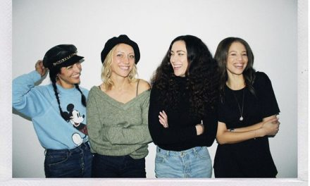 "WE BIRTHED A PODCAST! INTRODUCING ""4 WOMEN NOT GOSSIPING"""